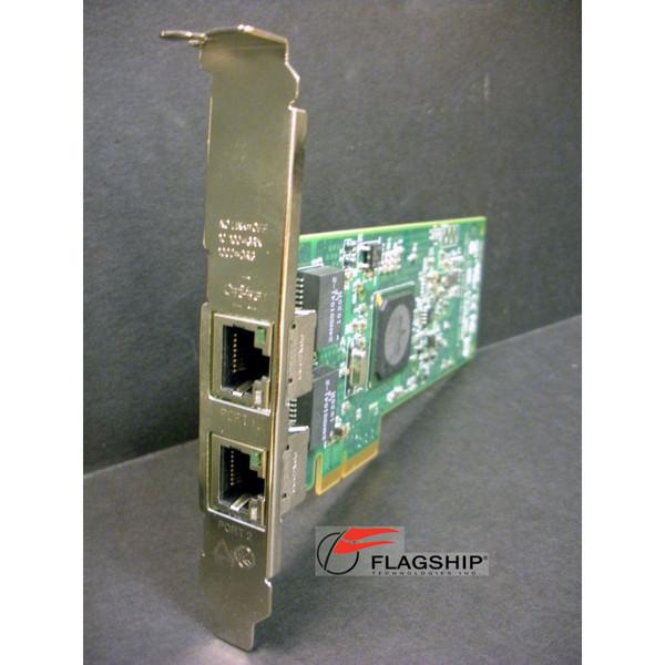 HP 458492-B21 458491-001 NC382T PCIe Dual Port Gigabit Adapter