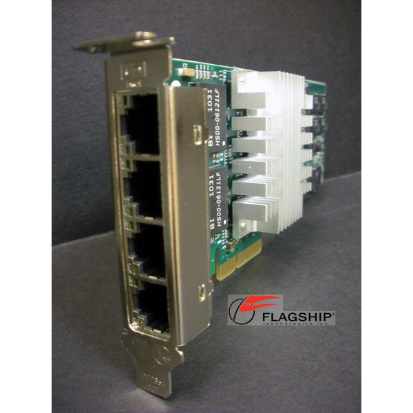 HP 435508-B21 436431-001 NC364T PCIe Quad Port Gigabit Adapter