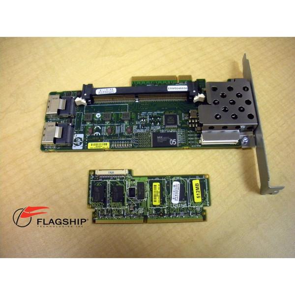 HP 462864-B21 P410/512 Controller W/Battery via Flagship Tech