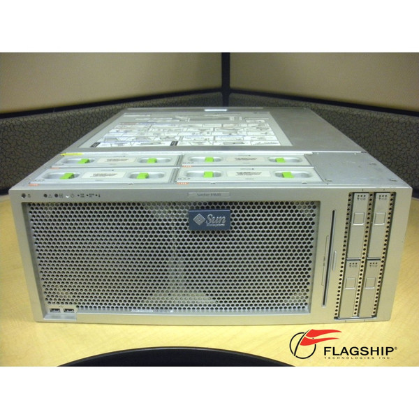 Sun A67-HQZ4-HO32LB X4600 M2 Server 4x 3.0GHz 32GB Memory 4x 146GB Drives