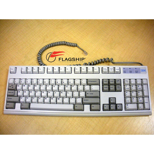 IBM 8131276 3153-xxx Keyboard English