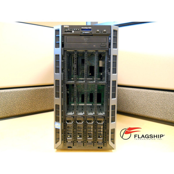 DELL POWEREDGE T620 12-BAY 3.5 CHASSIS SERVER