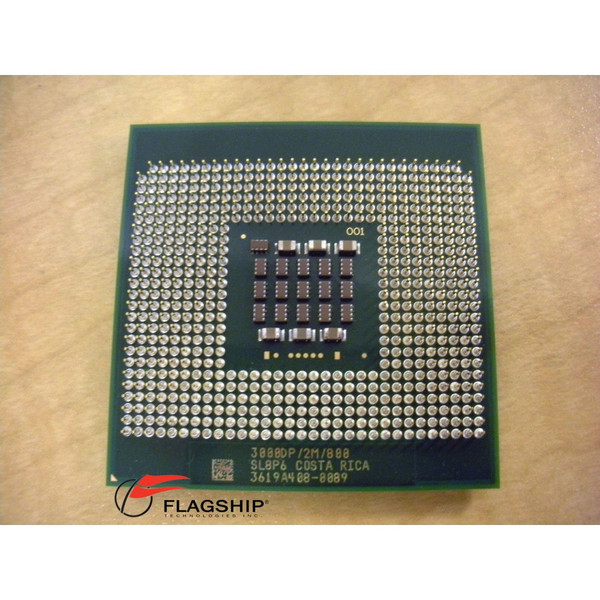 3.0GHz 2MB 800MHz Intel Xeon Processor SL8P6 C8508 GF185