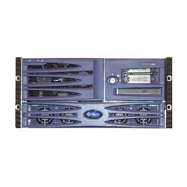 Sun A52-CRZ2C-408GYD7 V490-2100 2x2.1GHz 8GB 2x146GB 15K front