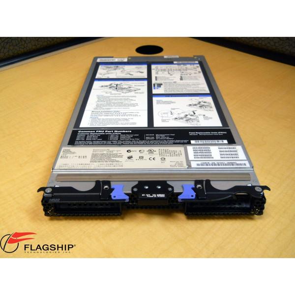 IBM 7870-B3U HS22 E5530 2.4GHZ 4GB BLADE SERVER