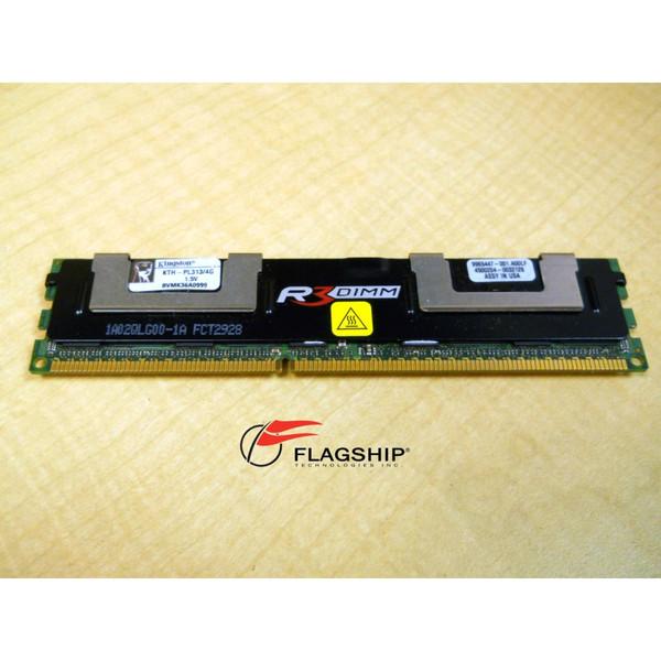 KINGSTON KTH-PL313/4G 4GB PC3-10600R MEMORY (1X4GB)