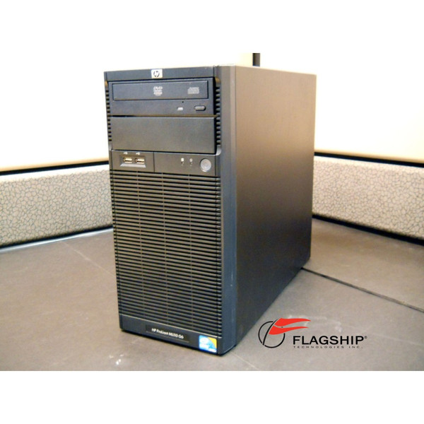 HP 597556-005 ML110 G6 I3-530 2.93GHZ 1GB 160GB TOWER