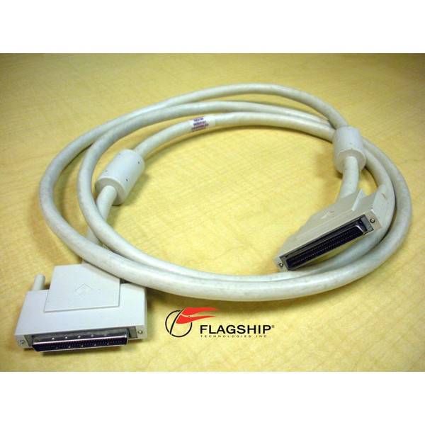 Sun 530-2384 HD68 Pin to HD68 Pin 2M SCSI Cable
