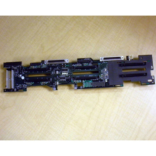 Dell Y0982 PowerEdge 2850 1x6 SCSI Backplane Board via Flagship Tech