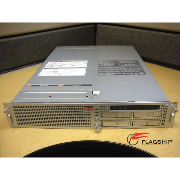 Sun M3000 SEWPEBB1Z 2.86GHz QC 542-0436 32GB RAM Base Server