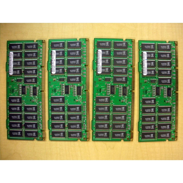 HP AB322A 16GB (4x 4GB) SDRAM Memory Kit for rp7420 rp8420 rx7620 rx8620