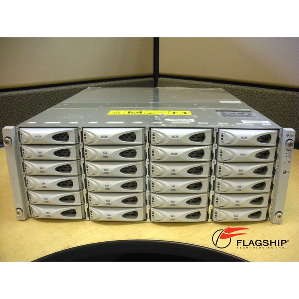 Sun J4400 Storage Array 18x 146GB 15K, Dual SAS I/O, Dual P/S