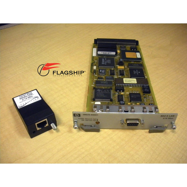 HP 28625-60001 PB 802.5 TOKEN RING CARD