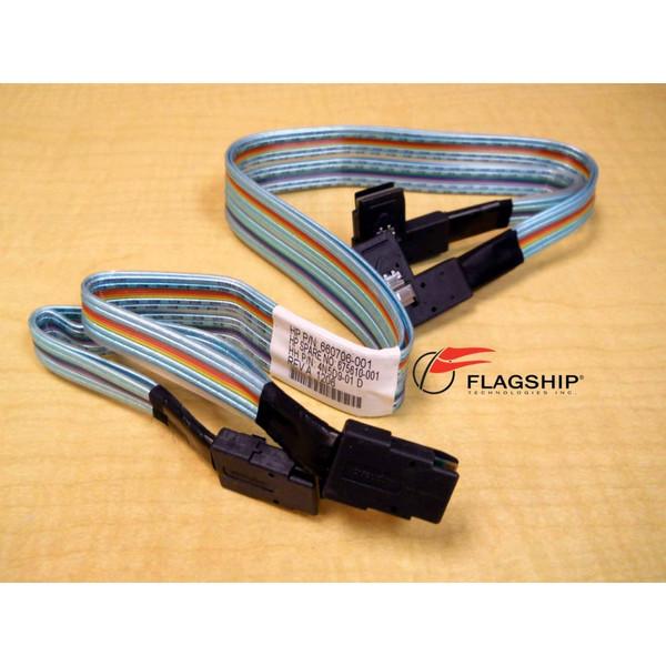 HP/Compaq 675610-001 RIBBON MINI-SAS CABLE DL380-GEN8