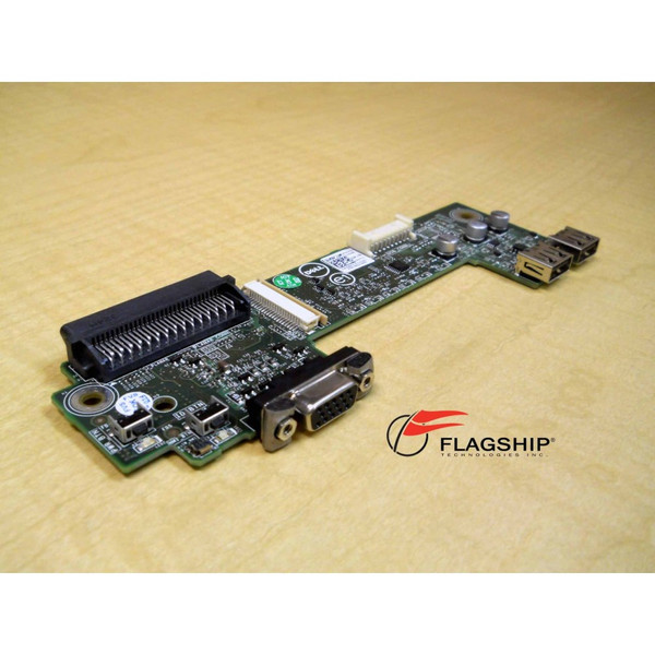 DELL 64TC3 CONTROL PANEL ASSEMBLY R320 R420 R520