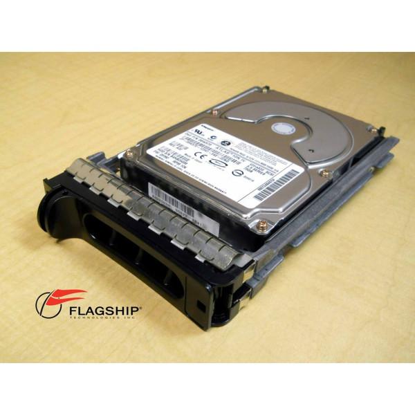 DELL 8W570 73GB 10K U320 80PIN 3.5 HARD DRIVE 8B073J0