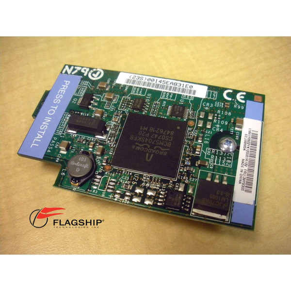 IBM 39Y9308 41Y8582 2-Port Ethernet Expansion Card BladeCenter