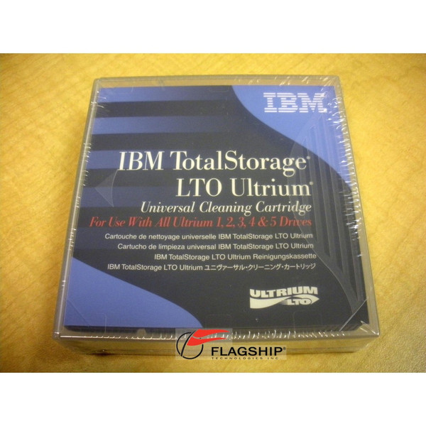 IBM 35L2086 LTO Ultrium Universal Cleaning Cartridge