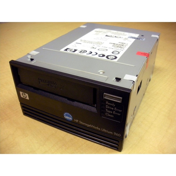 HP 378463-001 Q1538A Ultrium 960 LTO-3 400/800GB SCSI LVD Internal Tape Drive via Flagship Tech