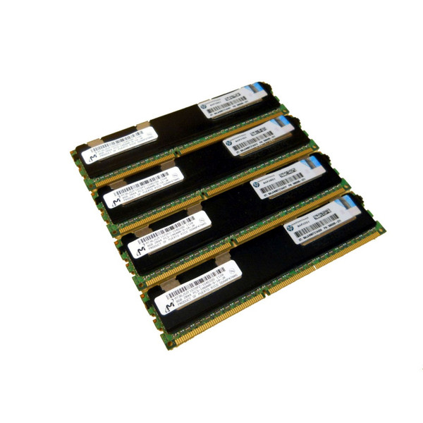 HP AH375A DDR3 32GB ( 4 X 8GB ) MEMORY SD2 via Flagship Tech