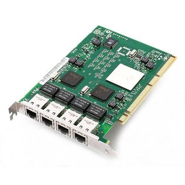Intel PRO/1000MT Quad Port 10/100/1000 Network Card PCI-X C32199-001