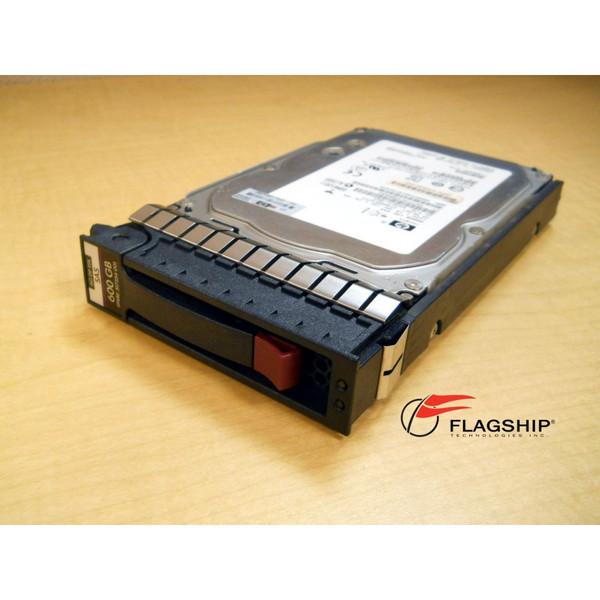 HP 517354-001 516828-B21 HP 600GB 6G 15K LLF DP Enterprise Hard Drive