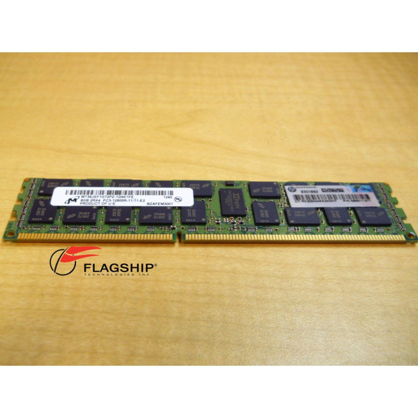 HP 698807-001 690802-B21 68911-071 8GB (1x 8GB) Memory DIMM PC3-12800R-11