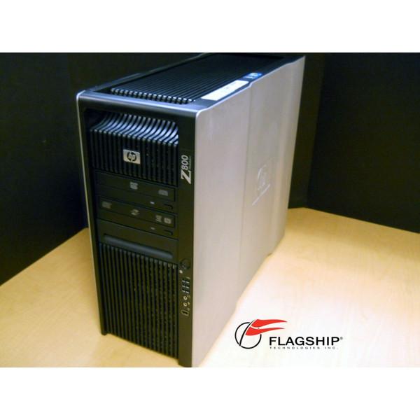 HP FX825AV Z800 Workstation X5670 2P 8GB 2x1TB FX380 DVDRW