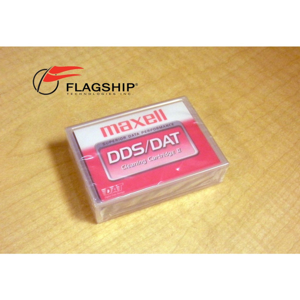 Maxell DDS/DAT Clean Cartridge II DAT 160 Format