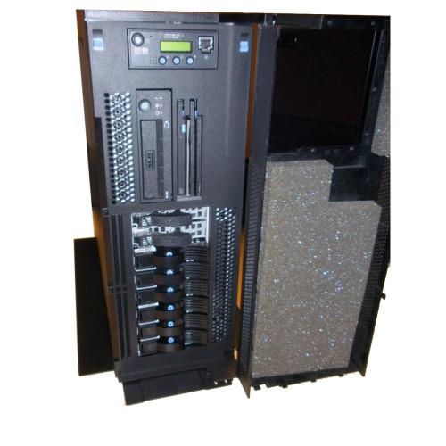 IBM 9406-520 0900 7450 Power5 1.5GHz, 4GB, 4x 36GB, 30GB Tape, 5709 RAID, OS 6.1 via Flagship Tech