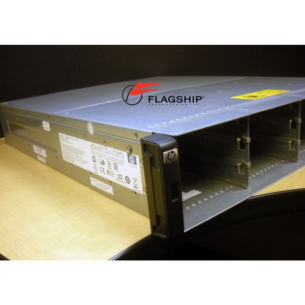 HP AJ743A StorageWorks MSA2012fc Dual Controller Array 4 Gbits Fibre Channel