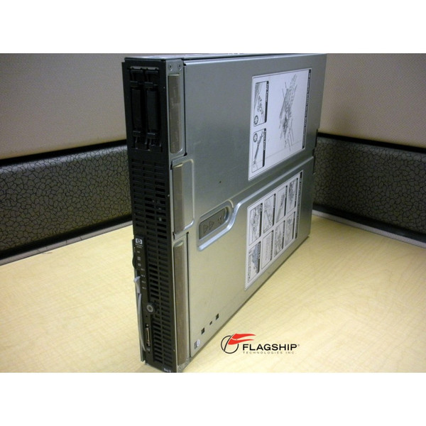 HP AD323A #006 BL860c Integrity Blade w/ 2x 1.66GHz/18MB DC 9140M, 48GB, 4Gb FC