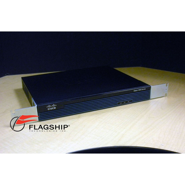 Cisco CISCO1921/K9 1921 Router with 2 onboard GE, 256MB Flash 512MB DRAM via Flagship Technologies, Inc - Flagship Tech