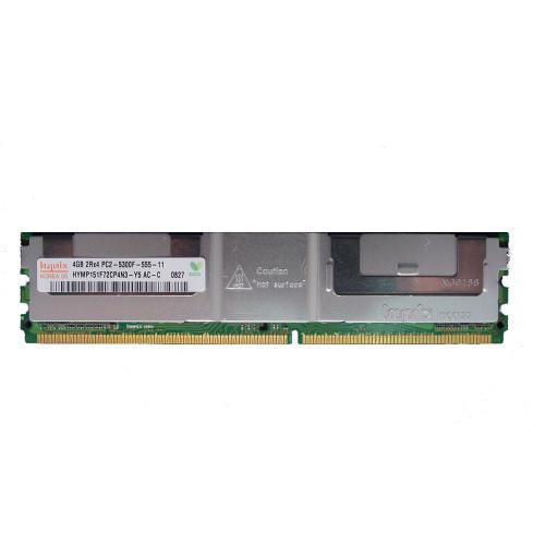 4GB PC2-5300F 667MHz 2RX4 DDR2 ECC Memory RAM DIMM DR397