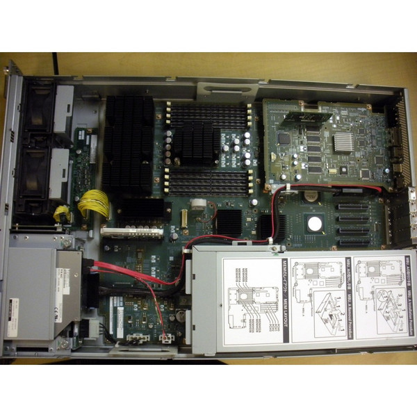 Sun 542-0443 2.86GHz Dual Core SPARC VII+ System Board For M3000 IT Hardware via Flagship Technologies, Inc - Flagship Tech