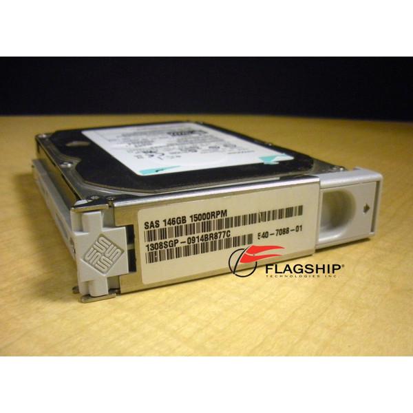 Hitachi HUS153014VLS300 146GB 15K SAS Hard Drive 0B22187 Sun 390-0371 IT Hardware via Flagship Technologies, Inc - Flagship Tech