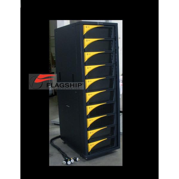 HP QL258B 3PAR 2-meter w/Redundant PDU Pair Cabinet Kit IT Hardware via Flagship Technologies, Inc, Flagship Tech, Flagship