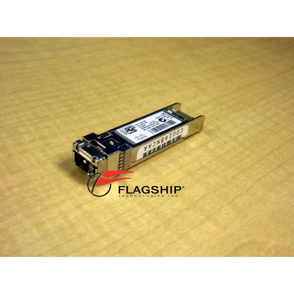 Cisco Original SFP-10G-SR V03 10GBASE-SR SFP Transceiver Module IT Hardware via Flagship Technologies, Inc, Flagship Tech, Flagship