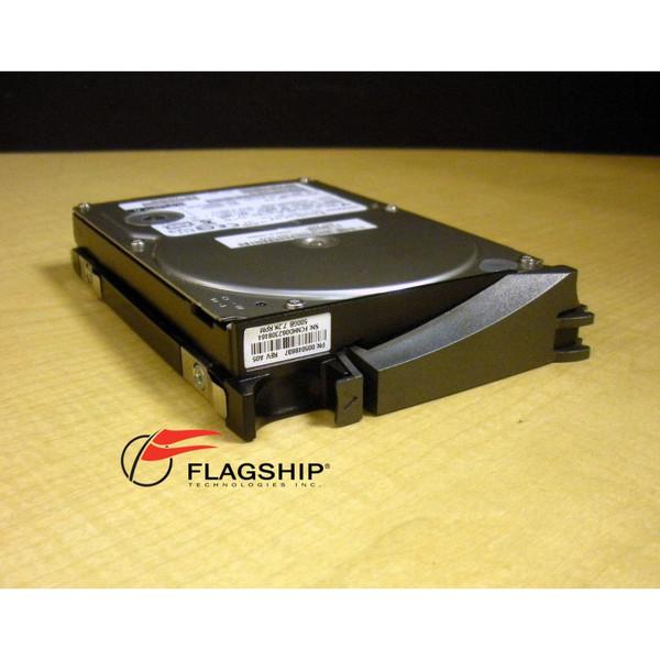 EMC 005048607 500GB 7.2K SATA II 3.5' Hard Drive for AX150 IT Hardware via Flagship Technologies, Inc, Flagship Tech, Flagship, Tech, Technology, Technologies