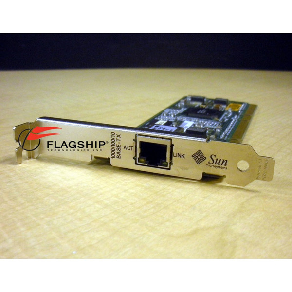 Sun 501-6719 GigaSwift Ethernet Copper IT Hardware via Flagship Technologies, Inc, Flagship Tech, Flagship, Tech, Technology, Technologies