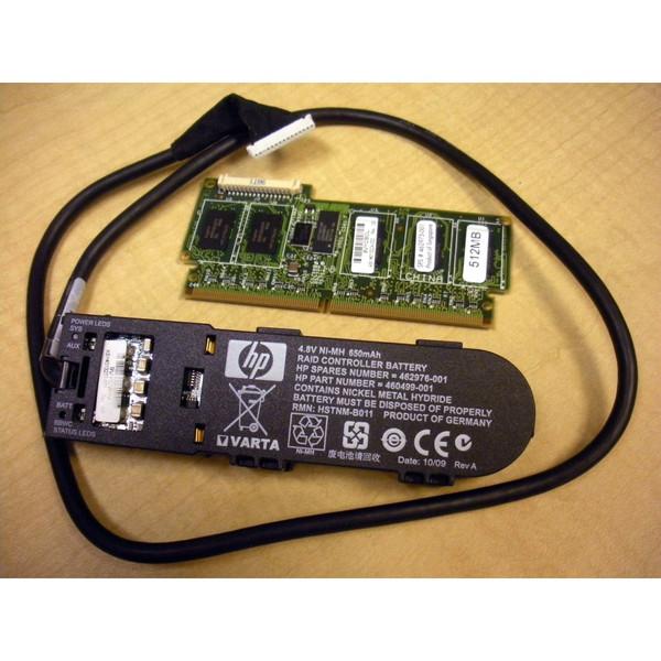 HP 462967-B21 512MB Battery Backed Write Cache (BBWC) via Flagship Tech