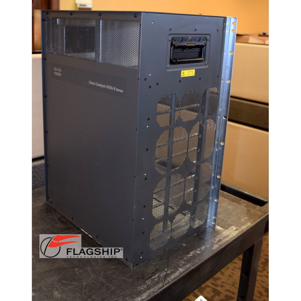 Cisco WS-C4510R-E Catalyst E Series 4510R Chassis Switches