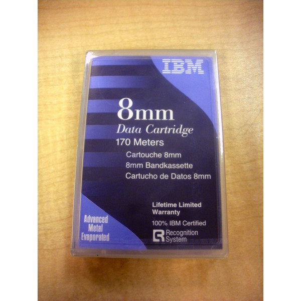 *New IBM 59H2678 8mm Data Cartridge AME 170 Meters Advanced Metal Evaporated *New via Flagship Tech