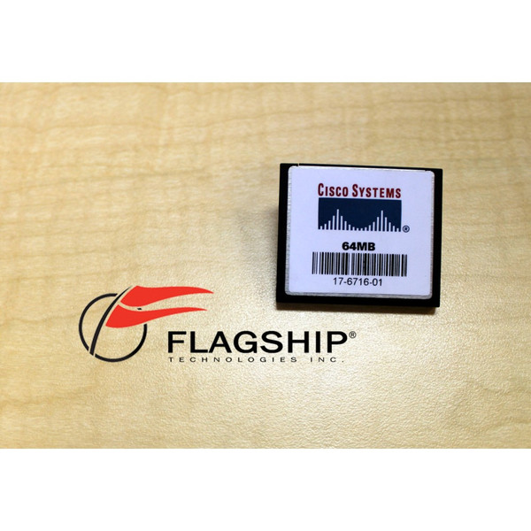 Cisco 17-6716-01 2800 Compact Flash 2800 Series