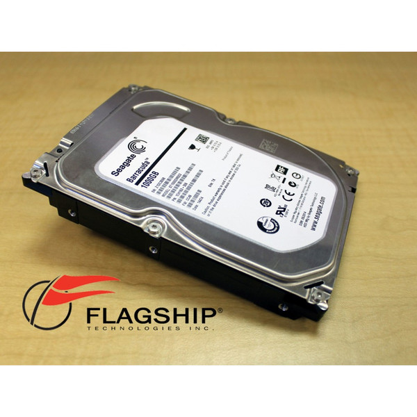 HP ST1000DM003 1TB 7.2K 6G 3.5 SATA Hard Disk Drive LFF via Flagship Tech