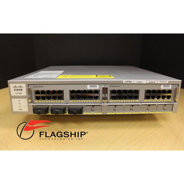 Cisco Catalyst WS-C4900M 4900M Layer 3 Switch 1