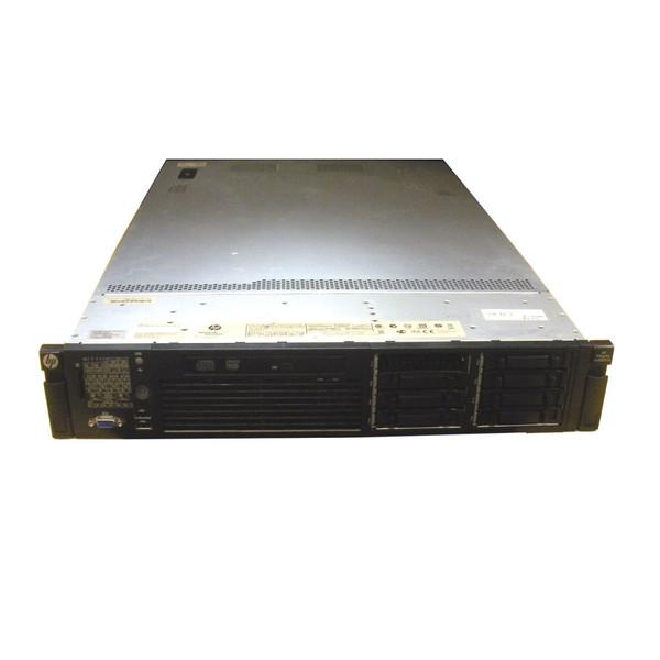 HP AT101A rx2800 i4 Server 2x 9560 8c 32GB 2x 146GB HD Rack Kit DVD
