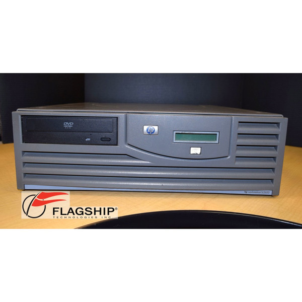 HP A6070A B2600 WORKSTATIONS BASE W/ 500MHZ PROCESSOR - Flagship