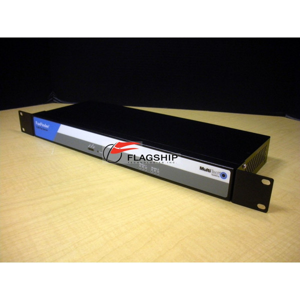 Multitech Faxfinder FF240 2 Port V34 Fax Server w/ Power Supply via Flagship