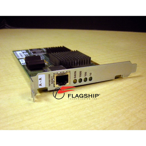 IBM 00P1690 10/100/1000 10 Base T Ethernet PCI-X Card 2975-701X via Flagship Tech
